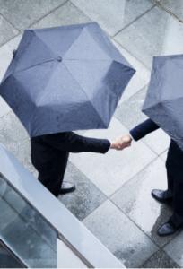 reklamegaver paraplyer